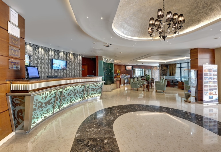 Golden Tulip Al Barsha, Dubai, Reception