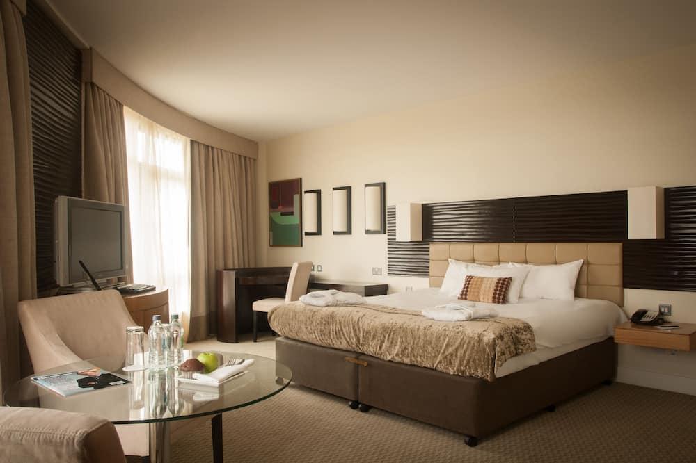 Dvojlôžková izba typu Deluxe - Hosťovská izba