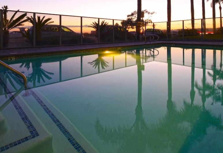 里維耶拉海灘與海岸鑽石渡假村, 達納點, 室外泳池