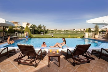 Enter your dates to get the Ataqah hotel deal