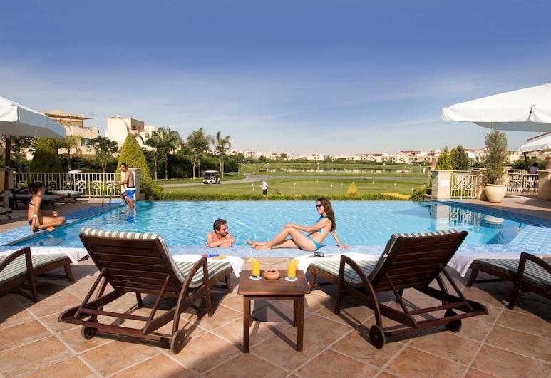 Stella Di Mare Golf & Country Club, Ataqah, בריכה מקורה