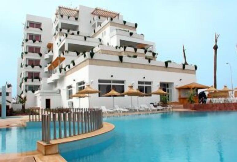 旅者之家酒店, 阿加迪爾, 室外泳池