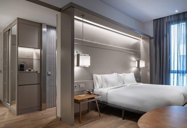 AC Hotel Recoletos by Marriott, Madrid, Pokoj