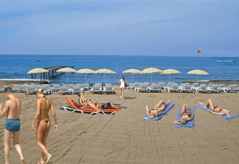 Eftalia Resort - All Inclusive, Alanya, Plaj