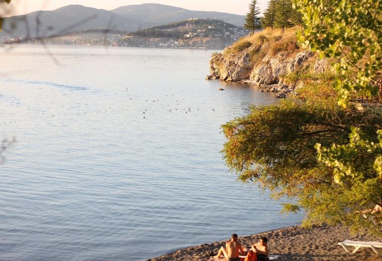 Inex Gorica Ohrid, Ohrid, Pláž