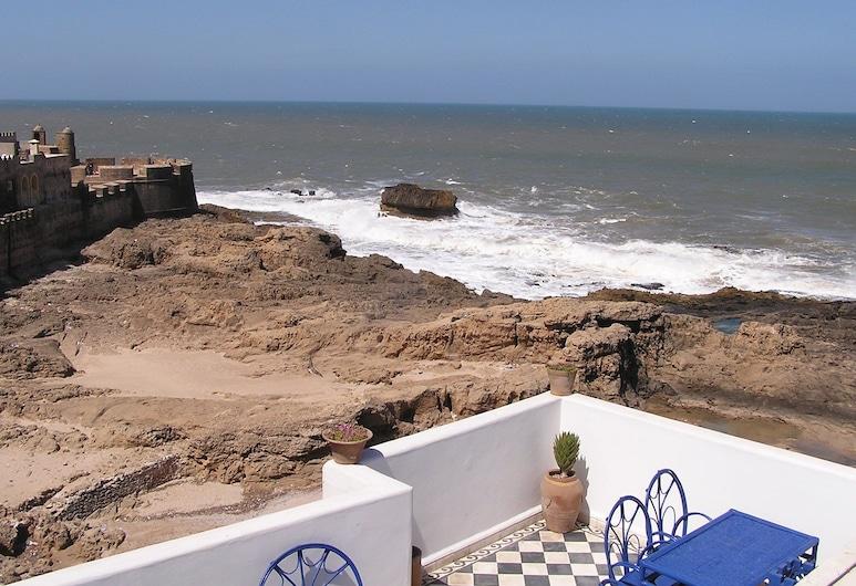 Dar al Bahar, Essaouira, Terrazza/Patio