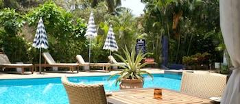 A(z) Casablanca hotel fényképe itt: Candolim