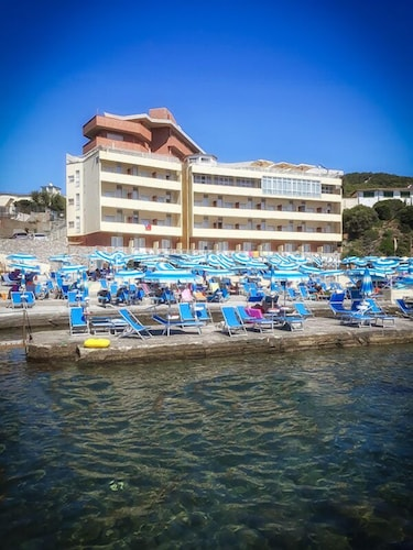 Hotel Rex Livorno Beach