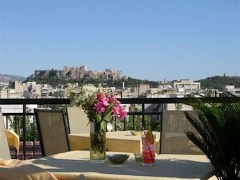 아테네의 아폴로 호텔 사진