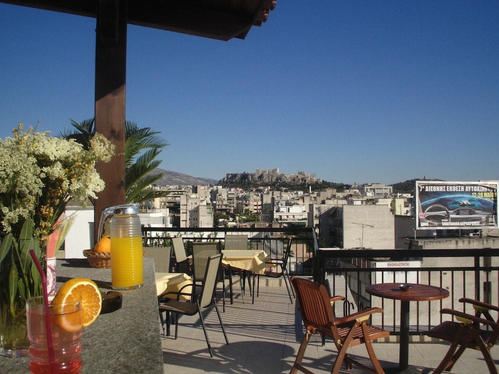 Apollo Hotel, Athens
