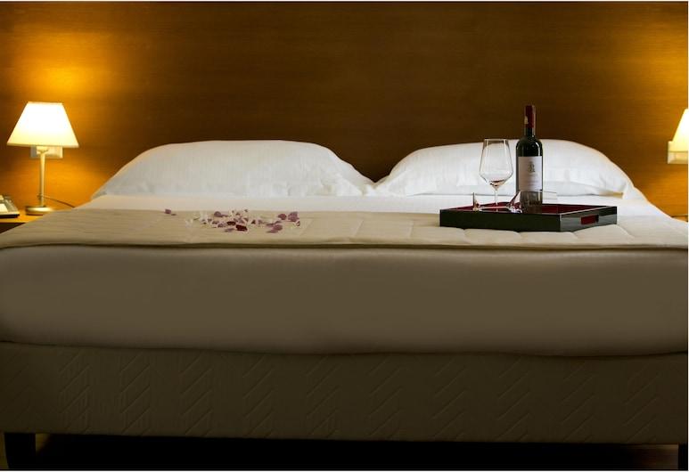 Tiziano Hotel, Trapani, Chambre Standard Double ou avec lits jumeaux, 1 lit double ou 2 lits jumeaux, Vue depuis la chambre