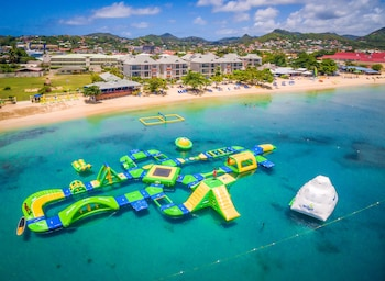 Nuotrauka: Bay Gardens Beach Resort, Gros Islet