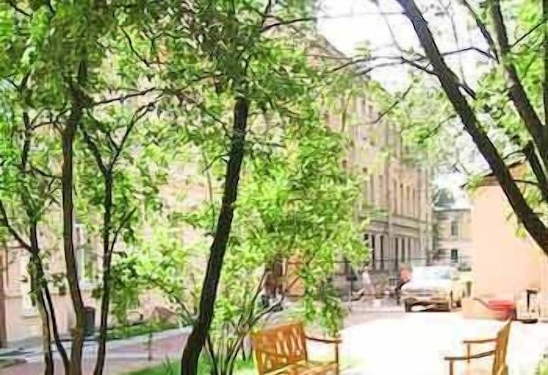 Empire Park Hotel, San Pietroburgo, Parco della struttura