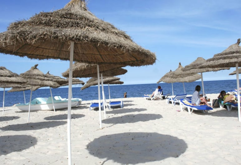 Palmyra Aquapark Kantaoui - Families Only, Port El Kantaoui, Strand
