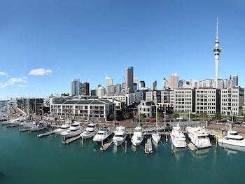 Auckland bölgesindeki Sofitel Auckland Viaduct Harbour resmi