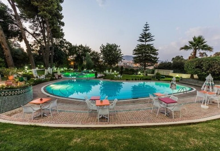 Menzeh Zalagh, Fes, Vanjski bazen