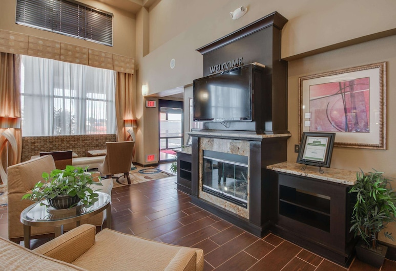 Hampton Inn & Suites Las Cruces I-25, Las Cruces, Reception