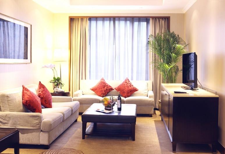 Grand Mercure Beijing Central, Beijing, Executive Suite, 1 King Bed, Guest Room