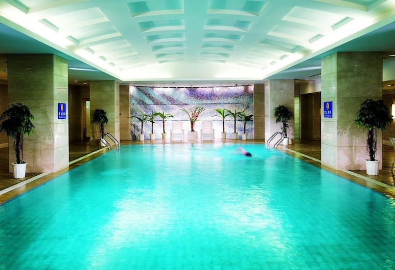 Grand Mercure Beijing Central, Peking, Pool