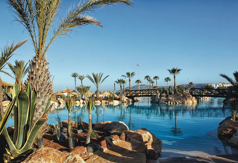 Riu Tikida Dunas - All Inclusive, Agadir, Piscina Exterior