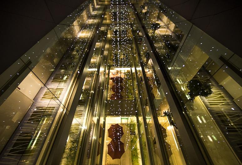 ホテル カポック - フォービドゥン シティ (北京华京木棉花酒店), 北京, 中庭