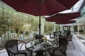 Selline näeb välja Hotel Kapok - Forbidden City, Peking