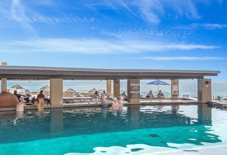 Las Palomas Beach & Golf Resort, Puerto Peñasco, Bar junto a la piscina
