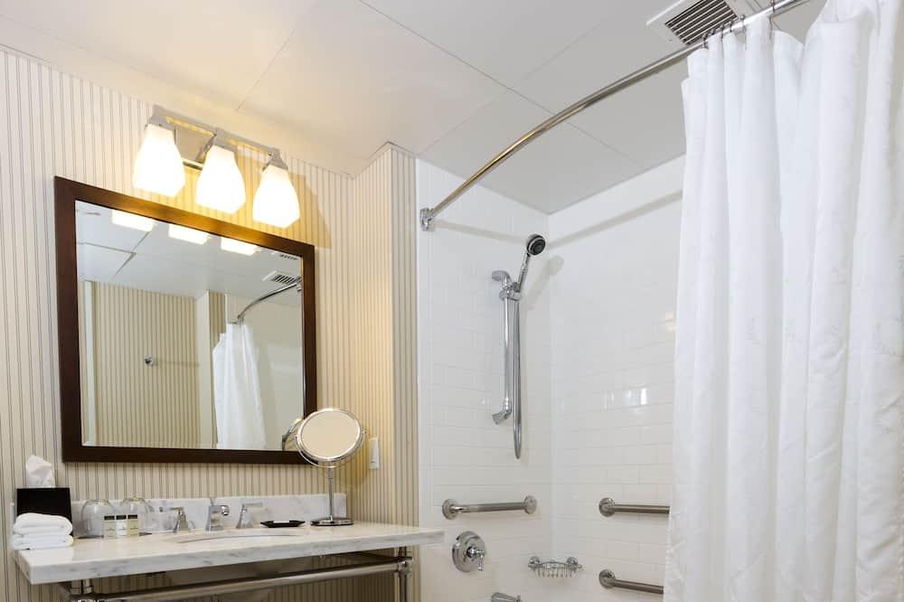 Huone, Esteetön - Kylpyhuone