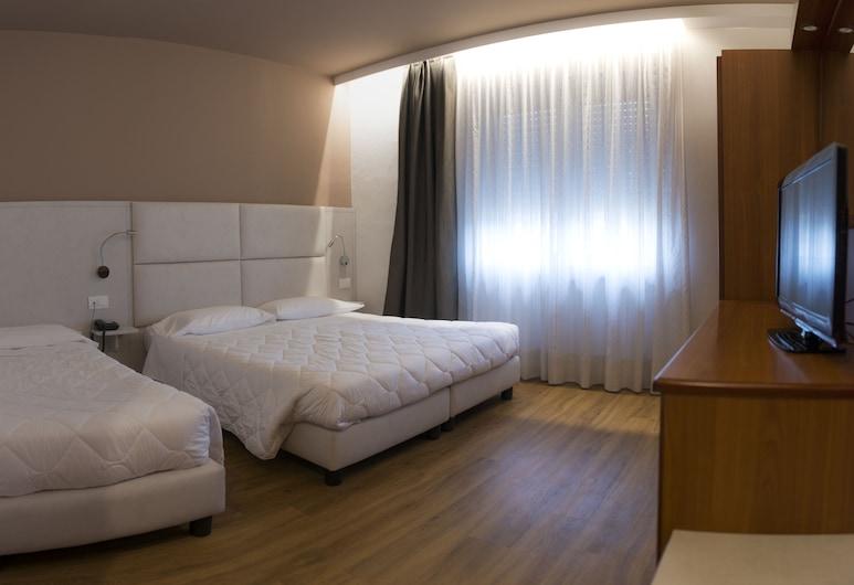 ホテル エベレスト, トレント, トリプルルーム, 部屋