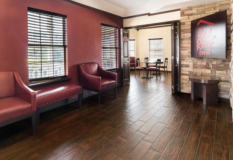 Red Roof Inn Waco, Waco, Lobby