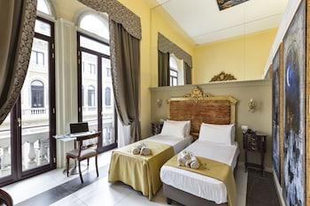 ナポリ、ホテル アート リゾート ガレリア ウンベルトの写真