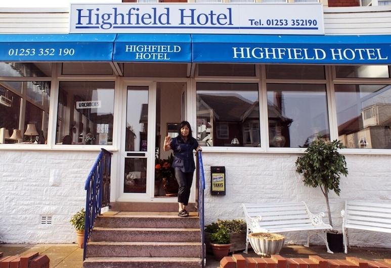 하이필드 호텔, Blackpool