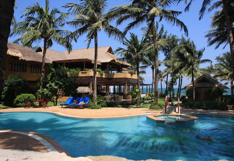Bamboo Village Beach Resort & Spa, Phan Thiet, Outdoor Pool