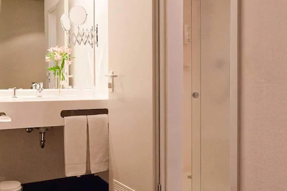 Comfort-enkeltværelse - Badeværelse