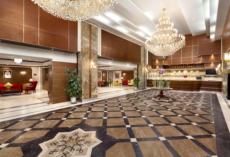 Ramada by Wyndham Continental Jeddah, Jeddah, Lobby