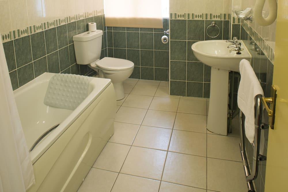 싱글룸 - 욕실