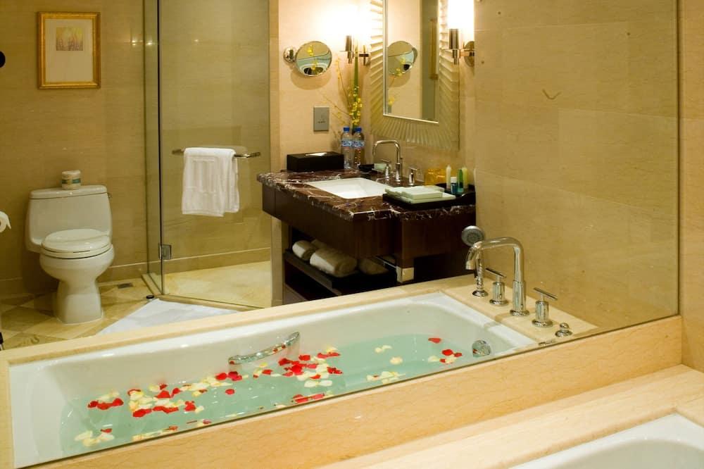 Izba typu Superior, výhľad - Kúpeľňa