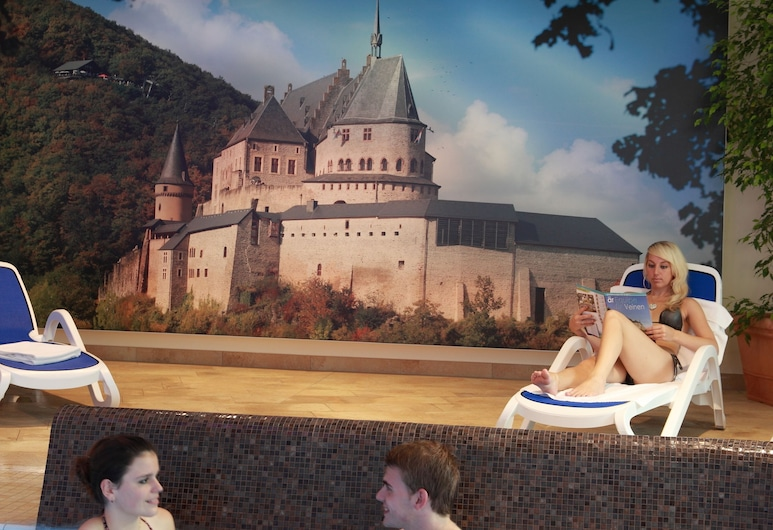 Hotel Belle-Vue, Vianden, Indoor Pool
