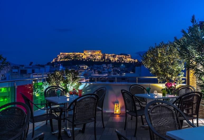 Attalos Hotel, Афины, Терраса/ патио