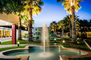 聖路易波托西聖路易斯坡托西嘉年華酒店的圖片