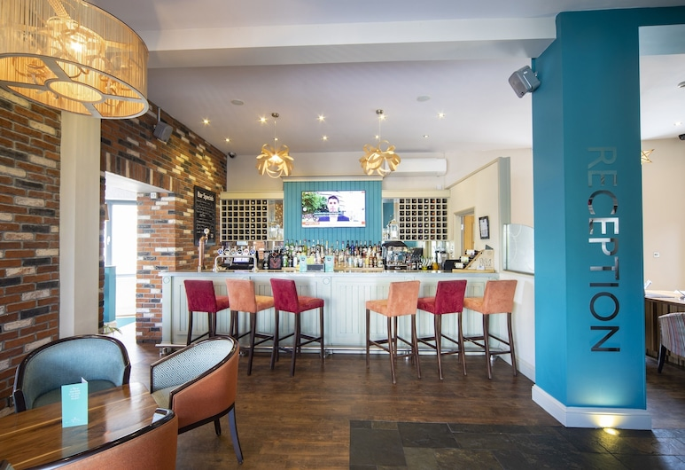 The Inn Boutique - Jersey, St. Helier, Hotelový bar