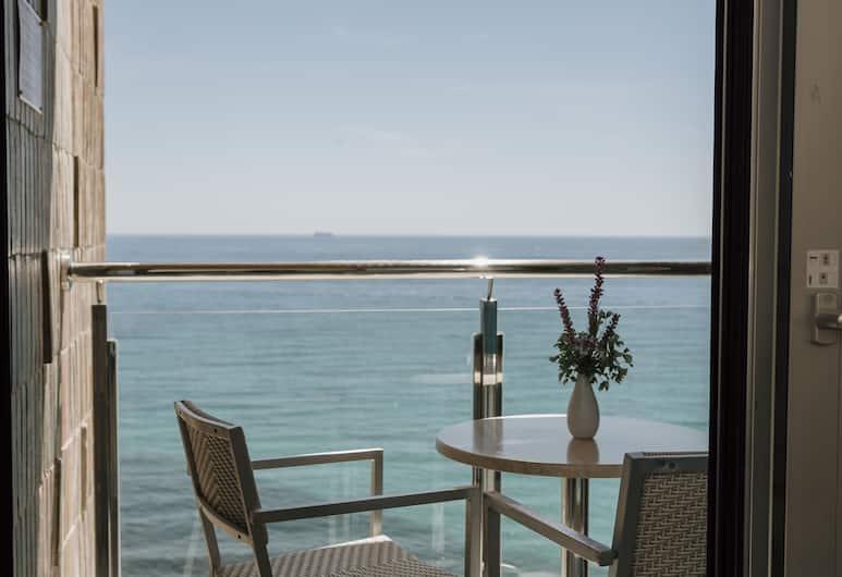 Hotel Sercotel Spa Porta Maris, Alicante, Premium enkelrum - havsutsikt (Deluxe), Utsikt mot havet/stranden