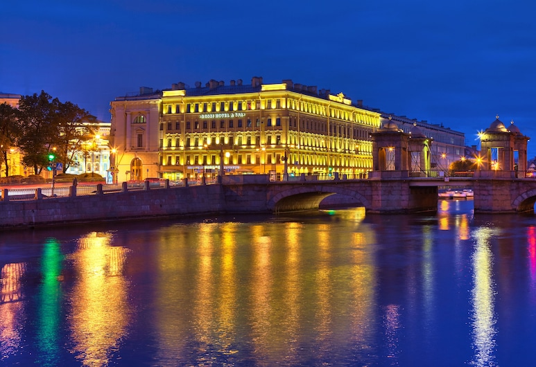 Rossi Boutique Hotel & SPA, St. Petersburg