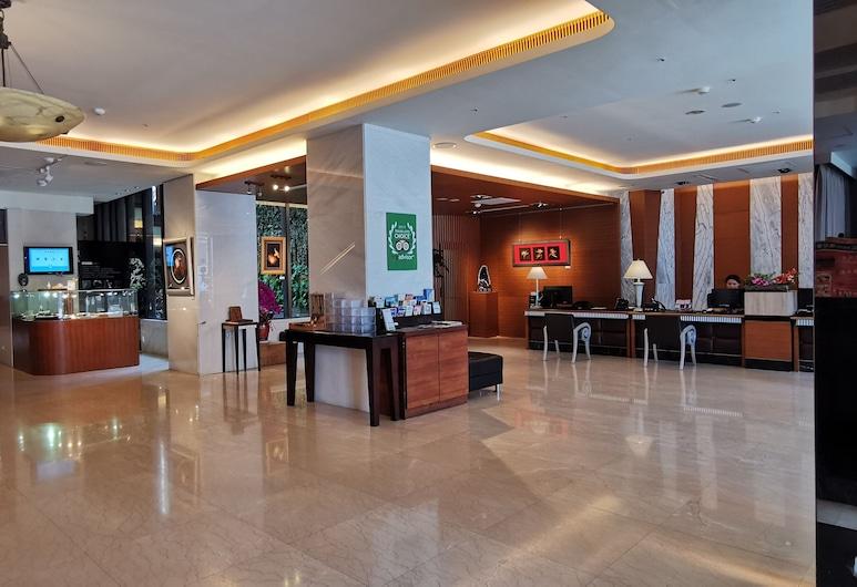 Azure Hotel, Hualien, Lobby