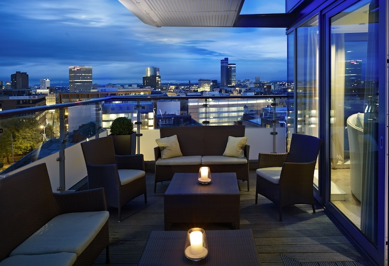 DoubleTree by Hilton Hotel Manchester - Piccadilly, Μάντσεστερ, Μπαλκόνι