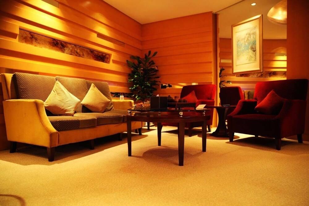 Apartament typu Senior Suite - Powierzchnia mieszkalna