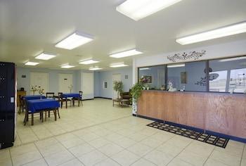 Introduce las fechas para ver los descuentos de hoteles en Muskogee