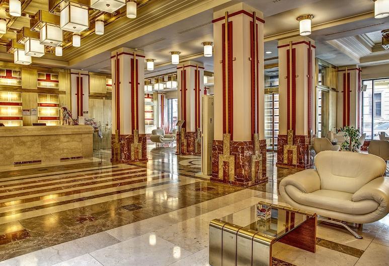 マジェスティック プラザ ホテル プラハ, プラハ