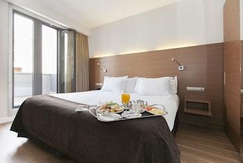 Saragoça — zdjęcie hotelu Vincci Zentro Zaragoza
