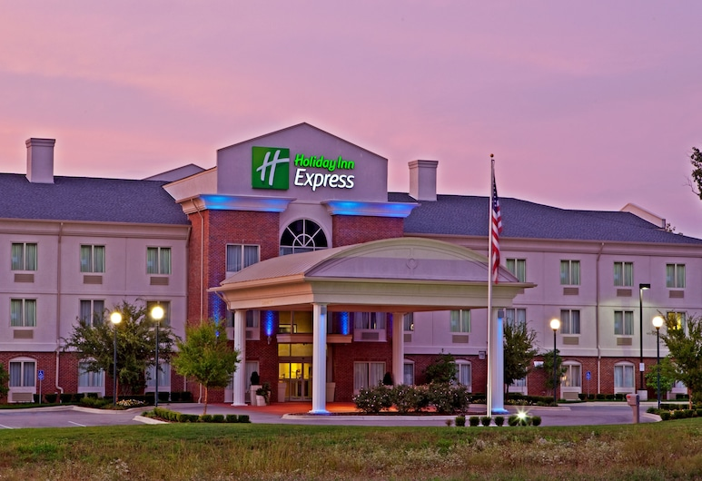 Holiday Inn Express Radcliff-Fort Knox, Radcliff, Udendørsareal